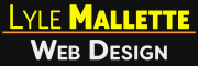 Lyle Mallette Web Design